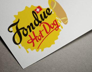 logo pro Fondue Hot Dog