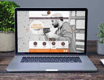 web pro služby řemeslníků Kvalitní řemeslník